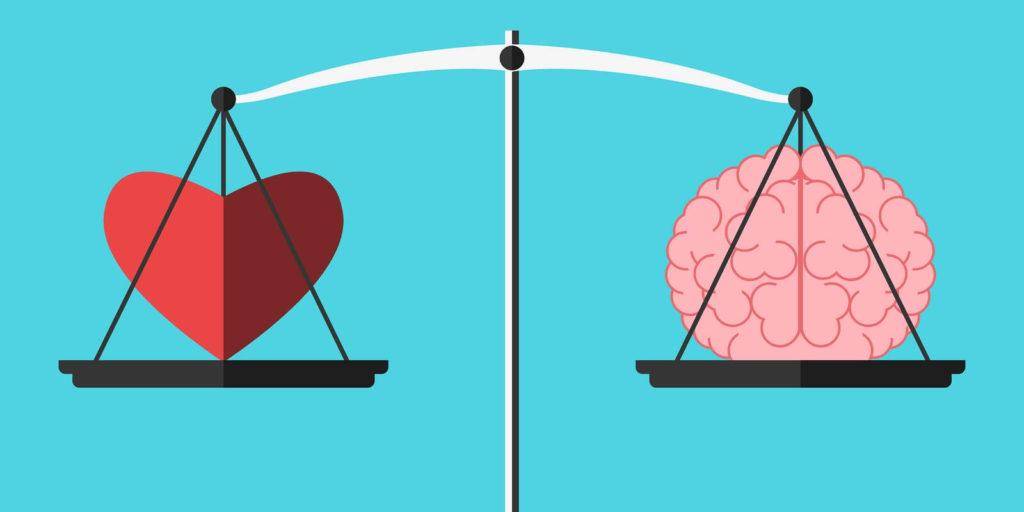 Sign for emotional intelligence.