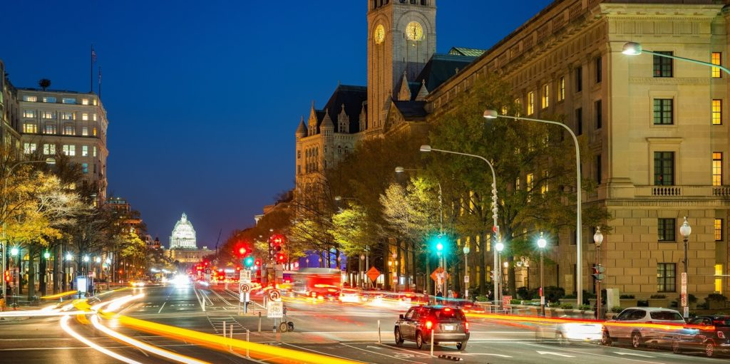 Reducing commuter traffic in Washington, D.C.