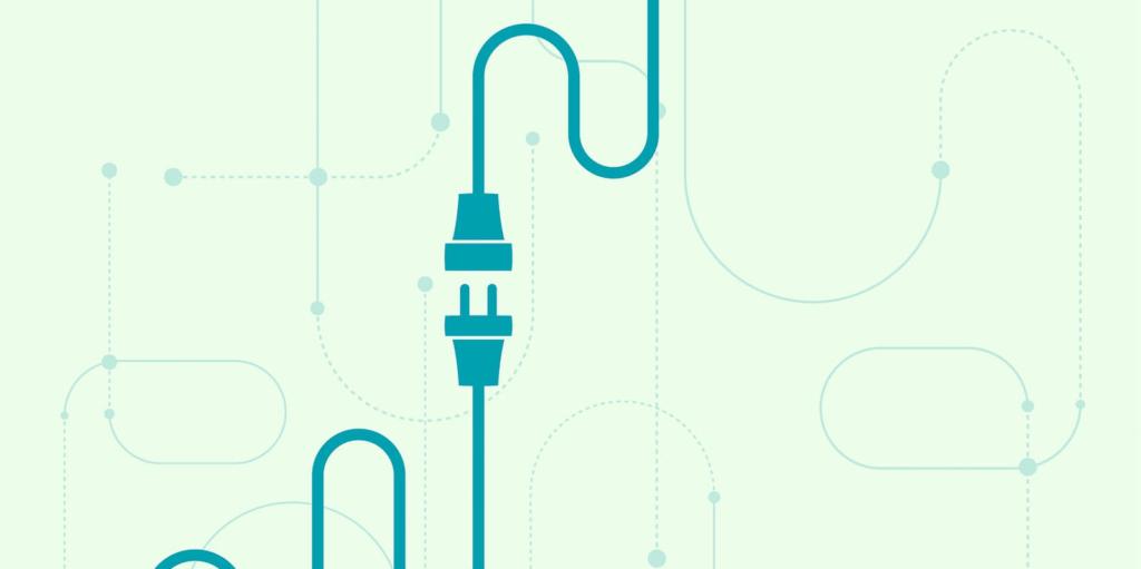 Plug symbolizing workers feeling powerless at work.