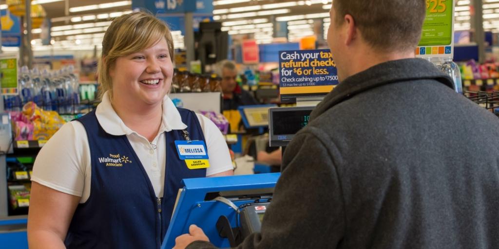 Walmart cashier scheduling flexibility