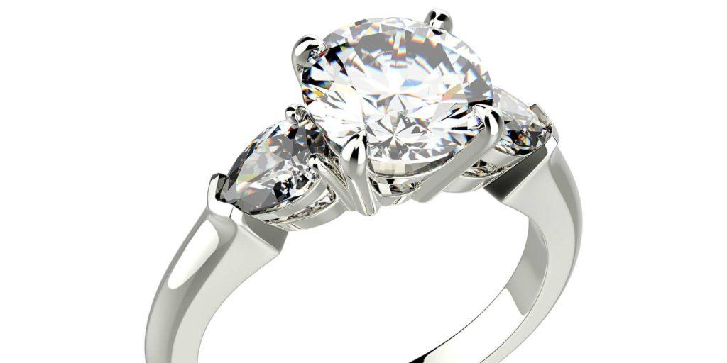 Wedding ring for biased recruiting
