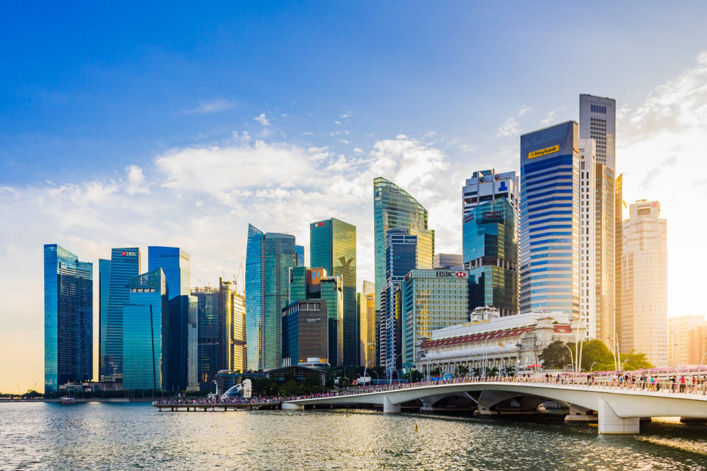 Singapore singing its praises for flex work