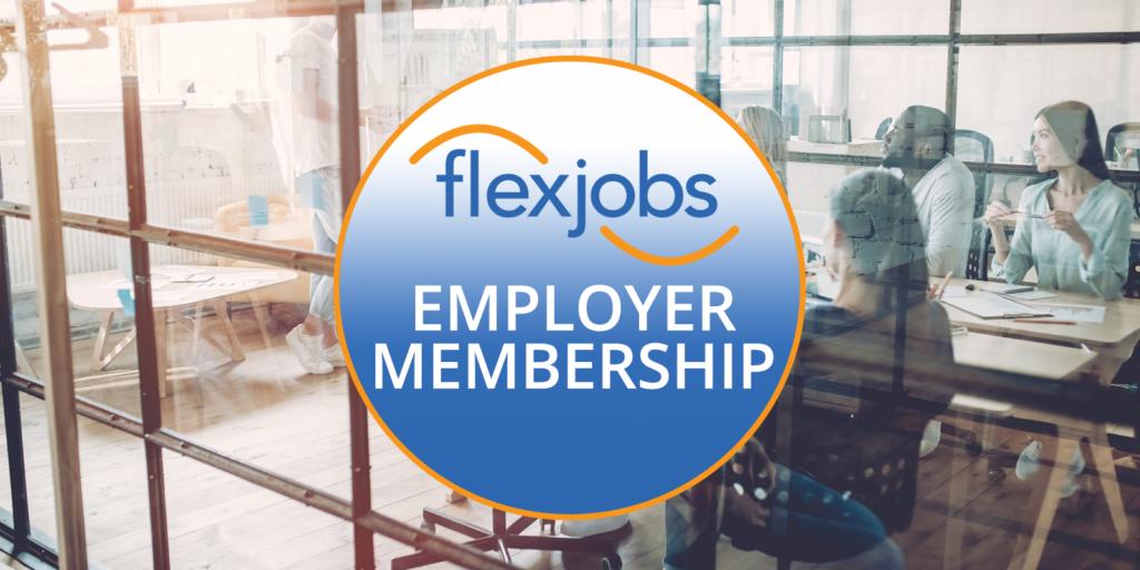 FlexJobs Employer Membership