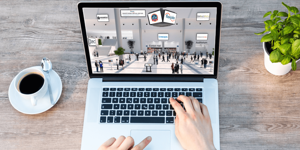 Join FlexJobs' Remote Work Virtual Job Fair to Source Great Candidates